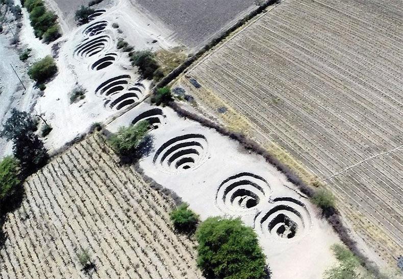 Los antiguos acueductos del desierto de Nazca | Peru