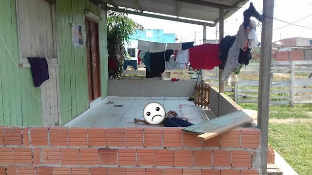 Grupo armado persegue e mata jovem de 18 anos no bairro Canaã; Quatro são apreendidos