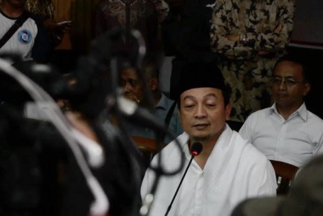Tabligh Akbar yang Akan di Gelar di Masjid Agung Kabupaten Garut Dipidahkan ke Lapangan Kerkof