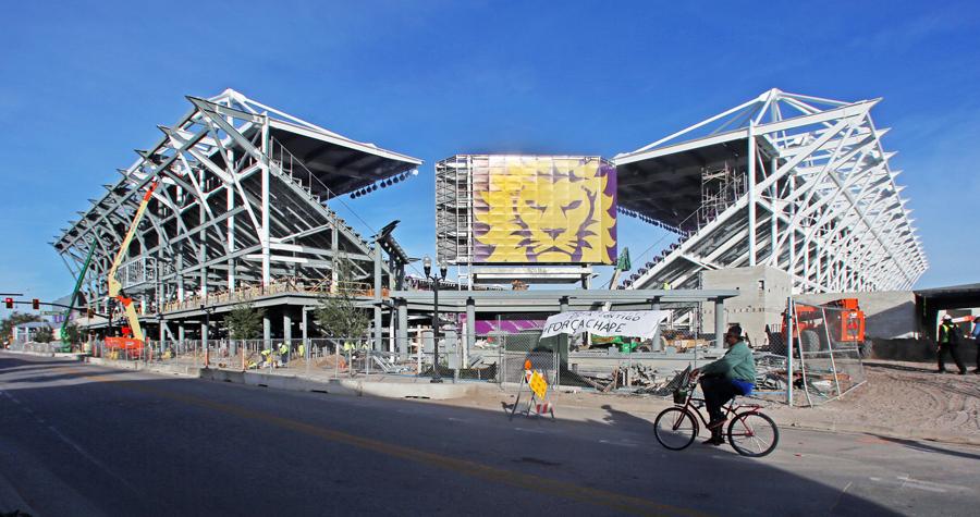 orlando city nuovo stadio costruzione inaugurazione