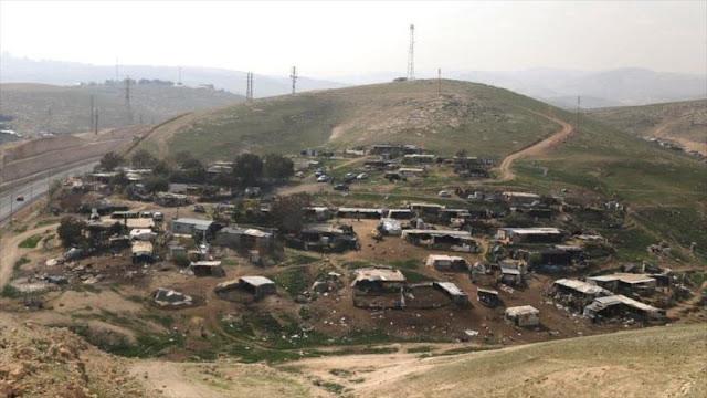 Amnistía condena a Israel por su decisión de demoler aldea palestina