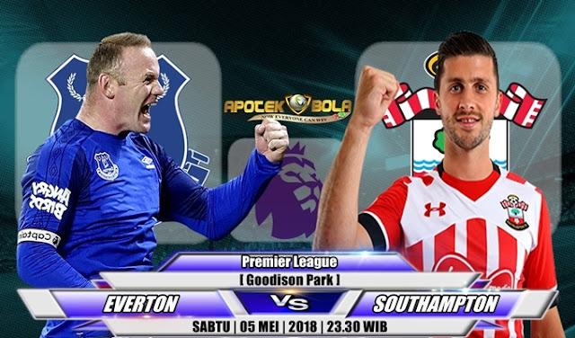 Prediksi Everton vs Southampton 5 Mei 2018