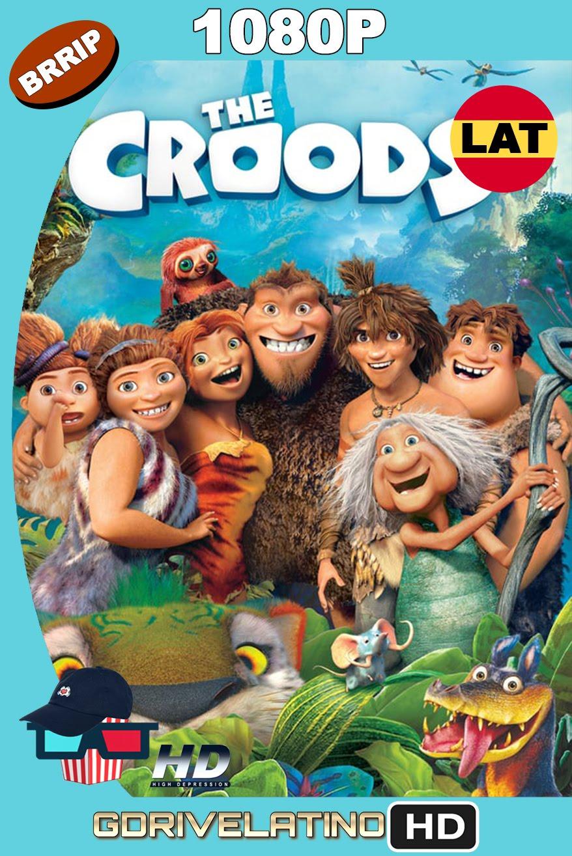 The Croods (2013) BRRip 1080p Latino-Inglés MKV