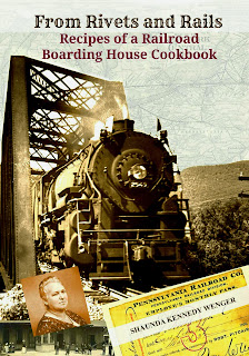 http://www.amazon.com/From-Rivets-Rails-Railroad-Boarding/dp/0615730426/ref=sr_1_1_bnp_1_pap?ie=UTF8&qid=1388166897&sr=8-1&keywords=rivets+and+rails+cookbook