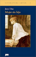 """Portada del libro """"Mujer sin hijo"""", de Jenn Díaz"""