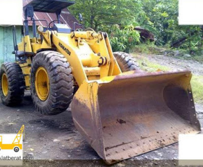 WA 180 - 1 Wheel loader komatsu serial no 1001 up