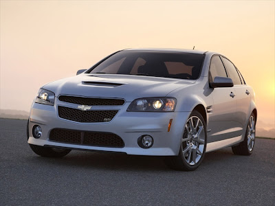 Cars Inc: 2011 Chevrolet Malibu SS Review