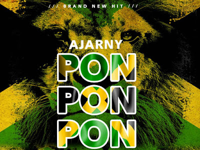 DOWNLOAD MP3: Ajarny - Pon Pon Pon (Prod. Ajarny On Da Beat)