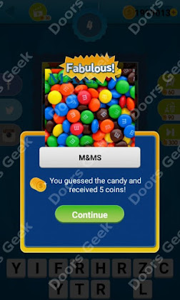 Answers, Cheats, Solutions for Guess the Candy Level 4 for android and iphone