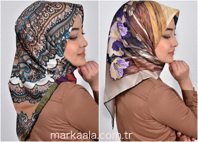 Birbirinden güzel yeni sezon Silk Home eşarp modelleri