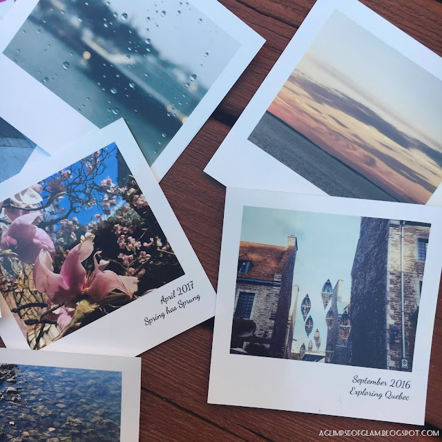 Printiki Printing Photos from Instagram - Andrea Tiffany A Glimpse of Glam