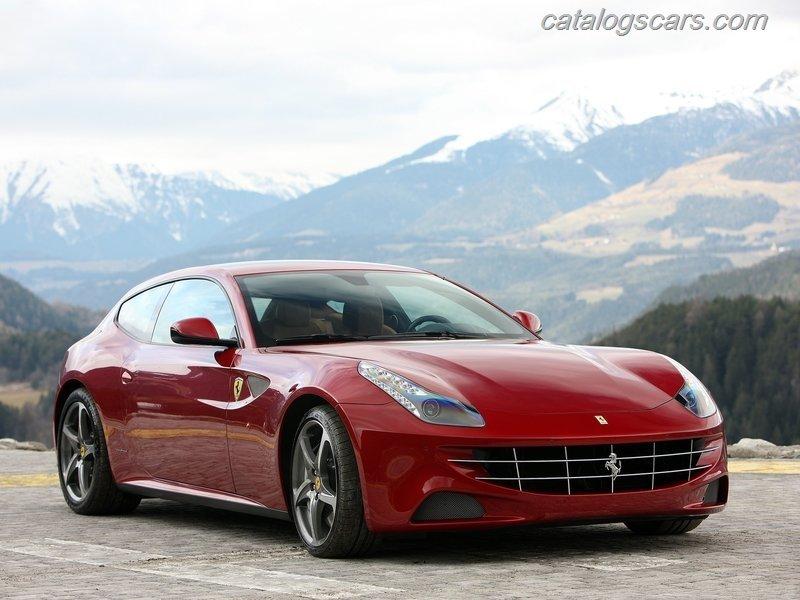 صور سيارة فيرارى FF 2014 - اجمل خلفيات صور عربية فيرارى FF 2014 - Ferrari FF Photos Ferrari-FF-2012-05.jpg