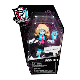 MH Ghouls Skullection 1 Lagoona Blue Mega Blocks Figure
