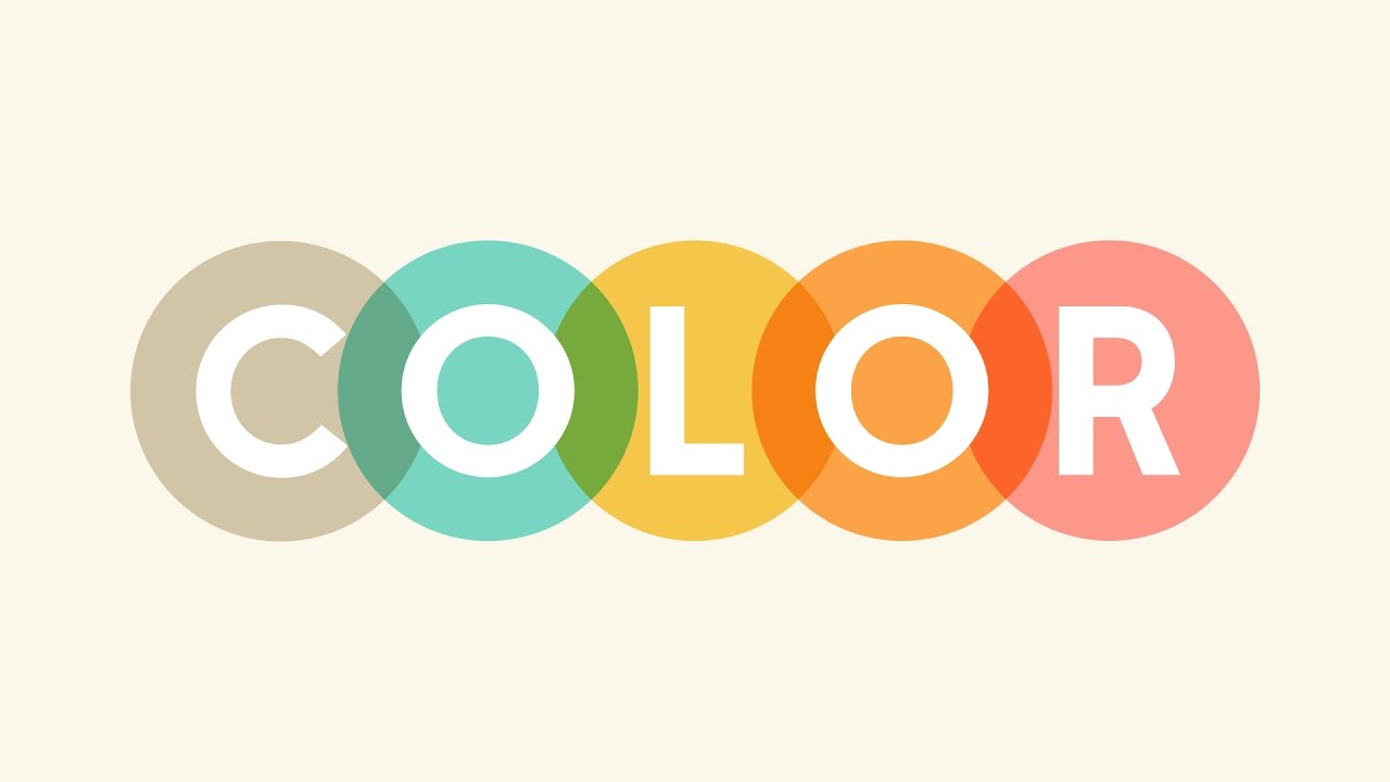 Beginning Graphic Design: Color [video]