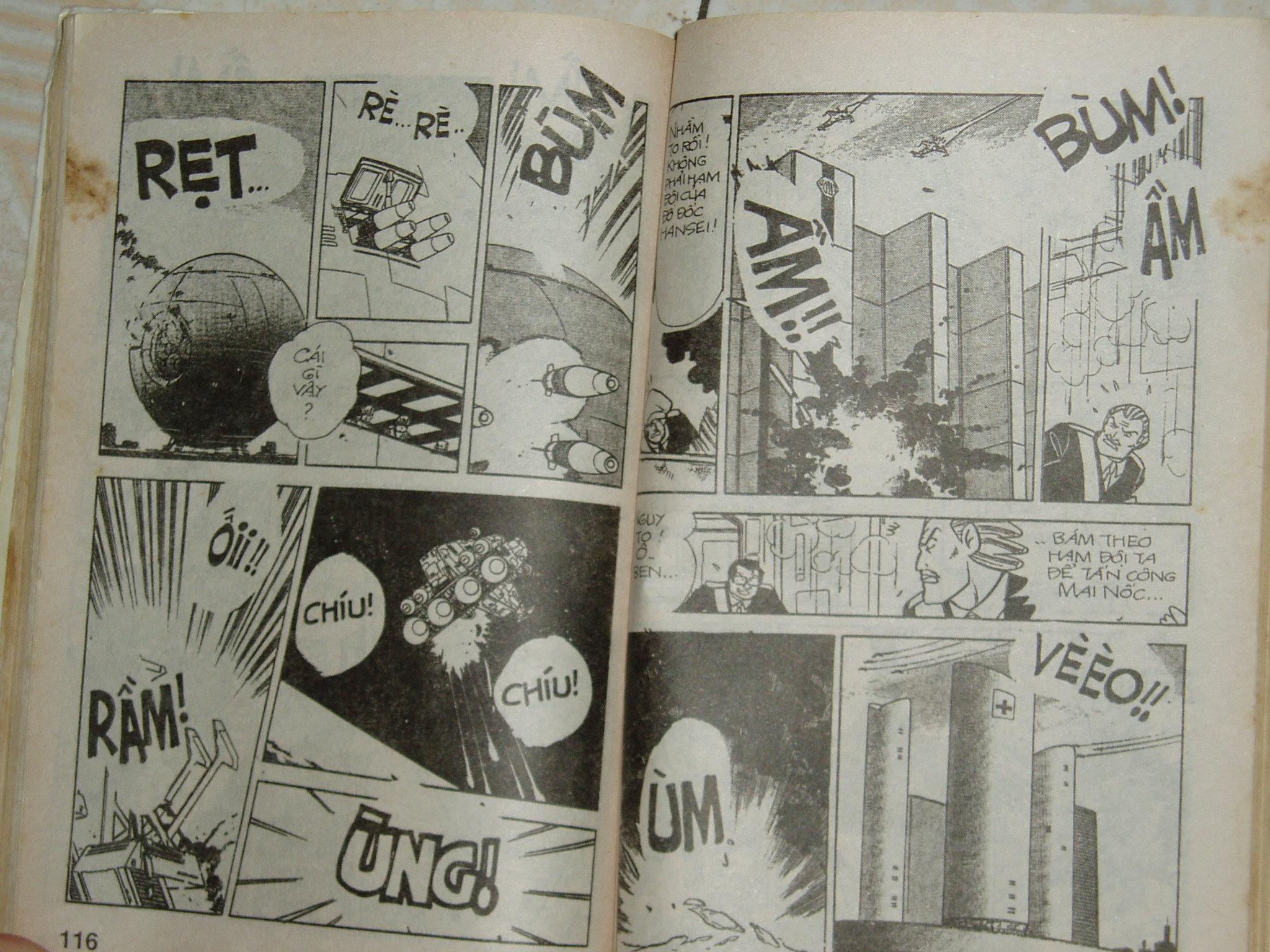 Siêu nhân Locke vol 13 trang 55