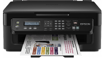 Epson WF-2510 Driver Download and Review 2016