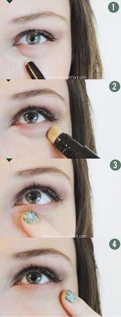 Tips Merias Mata Berkantung Dengan Benar