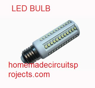 led bulb assembly image
