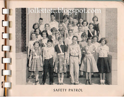 Safety Patrol Cradock Junior High 1956  http://jollettetc.blogspot.com