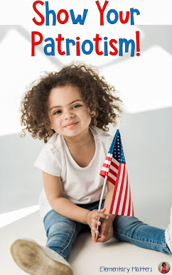 Happy Independence Day! This post has a patriotic brain breaks freebie that can be used for any USA holiday!