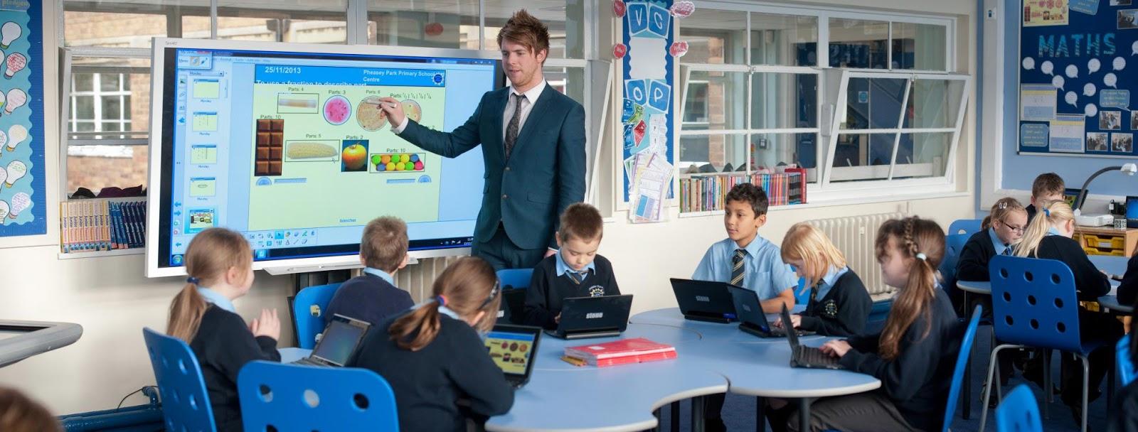 Modern Classroom Teaching ~ Forget wonder woman or batman teachers are the modern day