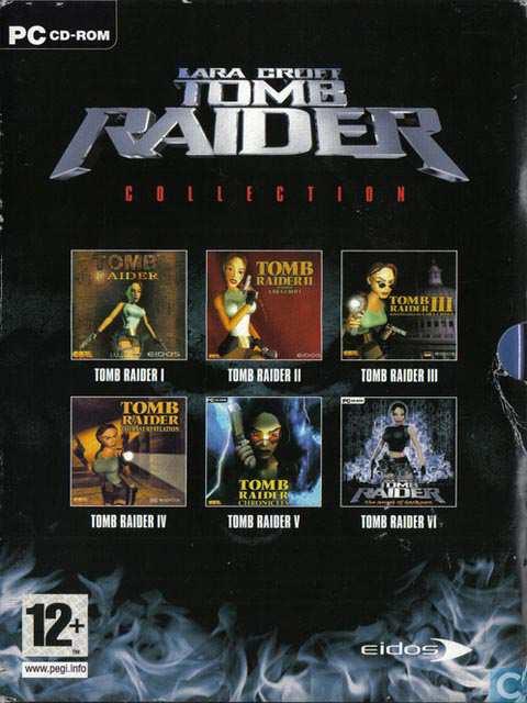 تحميل اجزاء لعبة Tomb Raider Collection مضغوطة برابط واحد مباشر كاملة مجانا