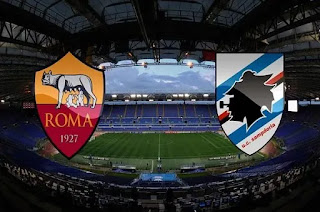Сампдория – Рома смотреть онлайн бесплатно 6 преля 2019 прямая трансляция в 21:30 МСК.