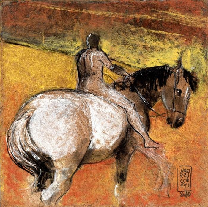 Акварельные рисунки. Alessandro Andreuccetti 3