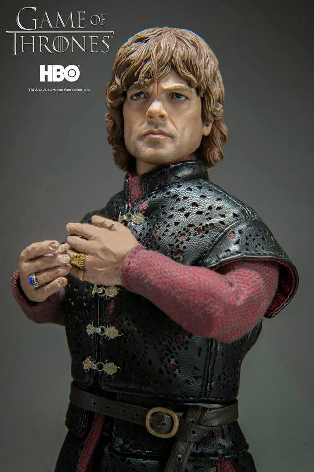 Action Figure Tyrion Lannister Game of Thrones