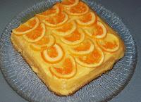 tarta de cítricos