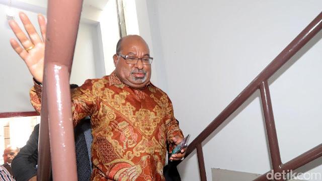 Gubernur: Hampir Semua TPS di Jayapura Selatan Belum Ada Logistik