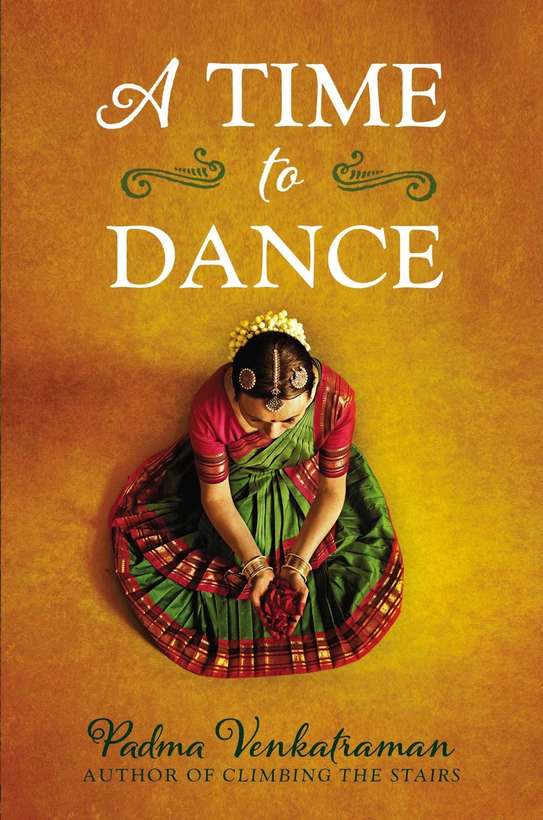 A Time To Dance (Padma Venkatraman)