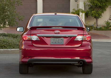 Refined Suspension Corolla S Impressive Handling Begins With Its Rigid Chis Built To Resist Body Flex It Provides A Reliable Platform So That The