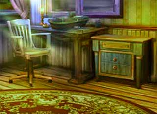 Fancy Statue House Escape, Juegos de Escapar, Avm Games