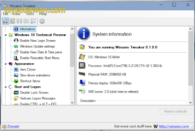 download winaero tweaker