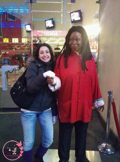 Oprah Winfrey Manhattan
