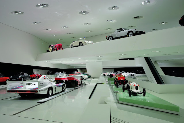HOW IT'S MADE - PORSCHE MUSEUM
