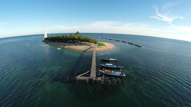 Pulau Beras Basah Bontang.