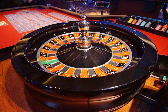 Roulette Wheel Victoria Gate Casino Leeds