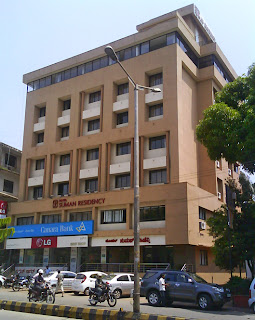 Hotel Suman Residency on Bendoorwell-Kankanadi road