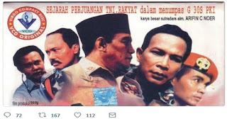 BRAVO TNI... Setiap Koramil Bakal Gelar Nobar Film Sejarah Penumpasan G-30S PKI