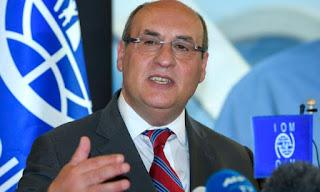 Antonio Vitorino Elected DG of UN International Organization for Migration (IOM)