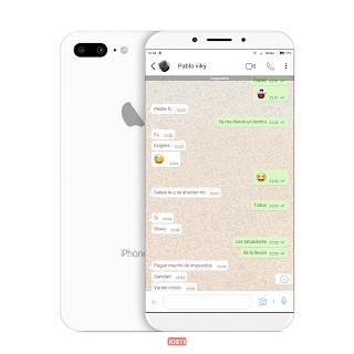 iOS WhatsApp v7.40