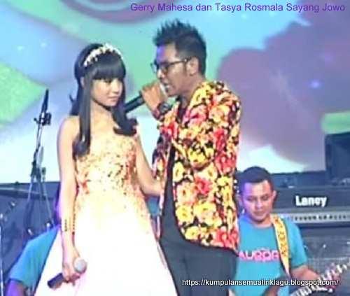 Gerry Mahesa dan Tasya Rosmala Sayang Jowo