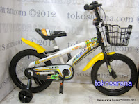 Sepeda Anak Jinguan 16 Inci