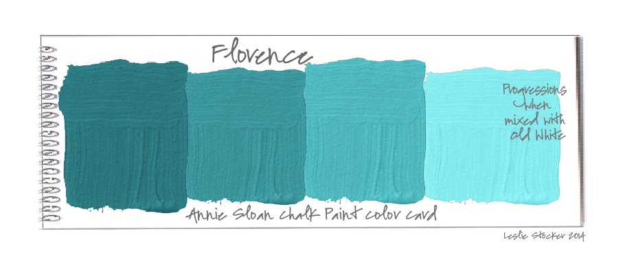 Colorways mixing for green for How to make teal paint