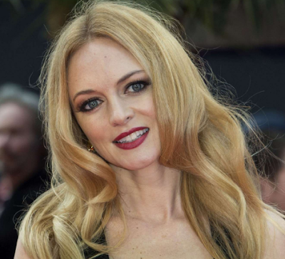 Heather Graham Artis Hollywood Paling Hot 2016