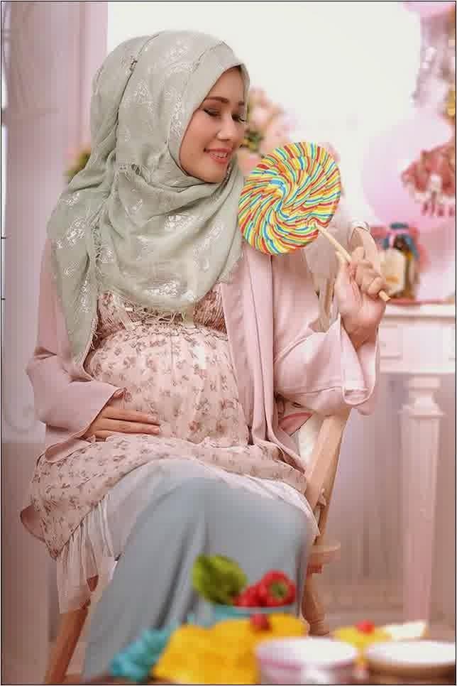hijab saat hamil