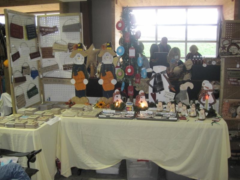 Autumn Glory Craft Show