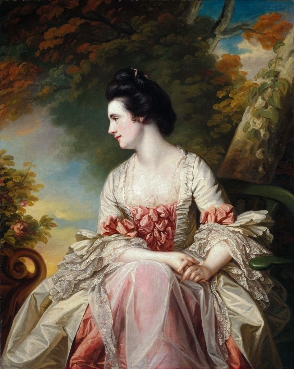 Portrait of a Lady by Francis Cotes, 1768